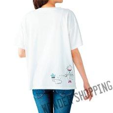 保育士Tシャツ くま 白