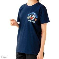 画像2: ミッフィー シンプルTシャツ ブラック (2)