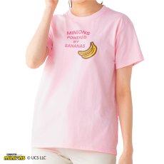 画像2: ミニオン カラフルTシャツ ピンク (2)