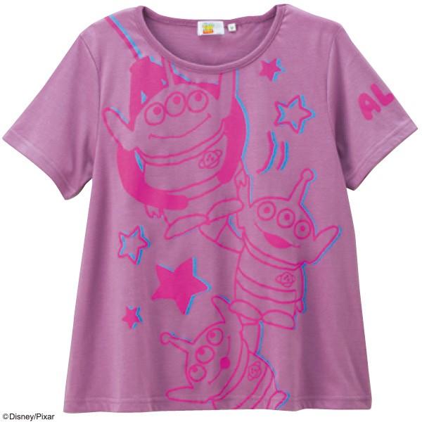 画像1: <エイリアン>ラインTシャツ (1)