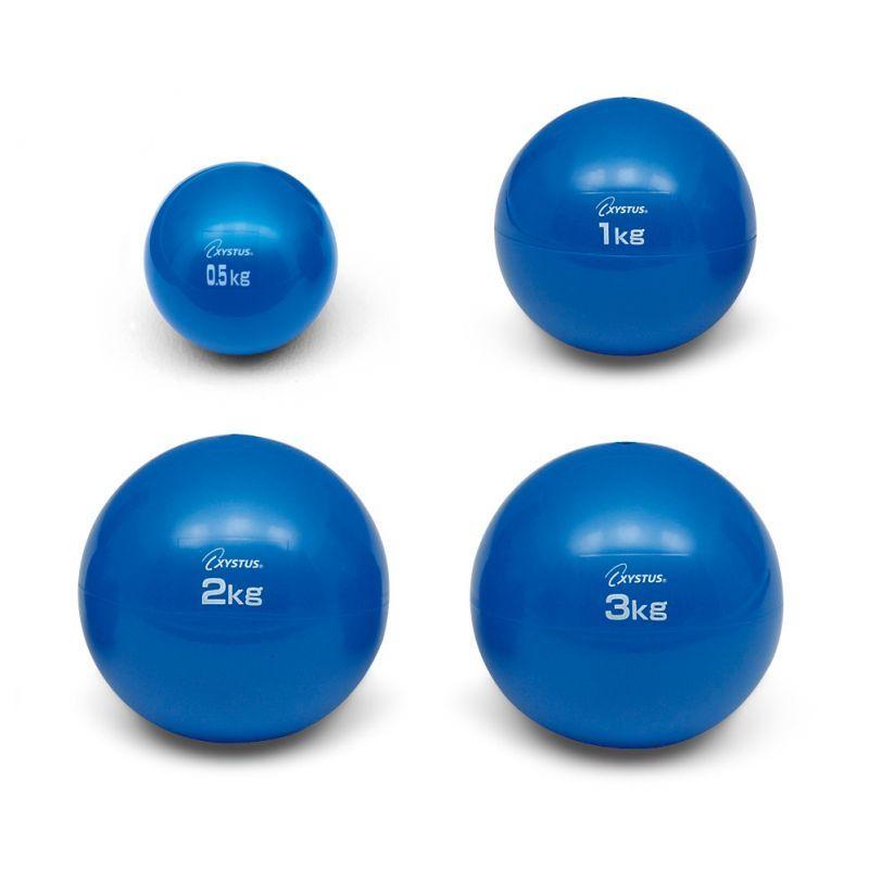 ソフトメディシンボール 体と脳のトレーニングに