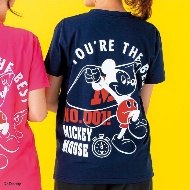 保育士Tシャツ ディズニー ミッキーTシャツ