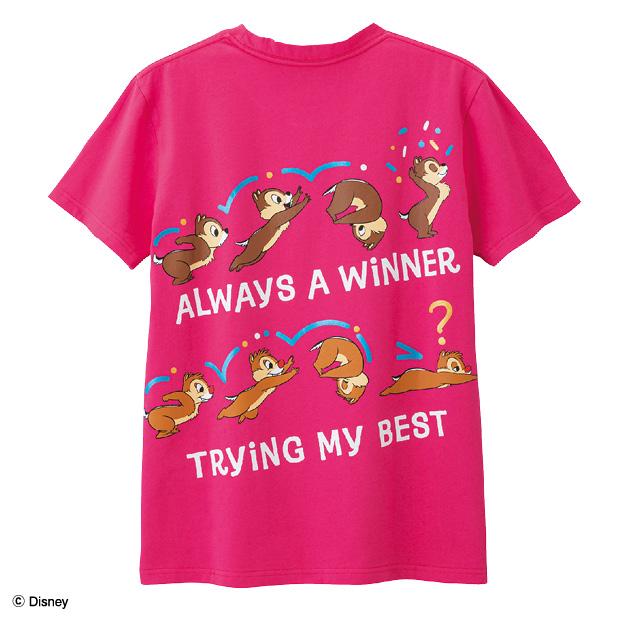 保育士Tシャツ ディズニー チップ&デールTシャツ