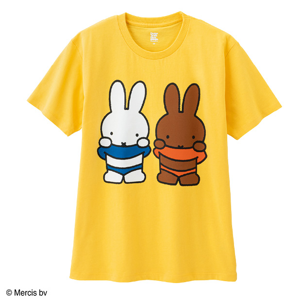 保育士Tシャツ ミッフィーTシャツ
